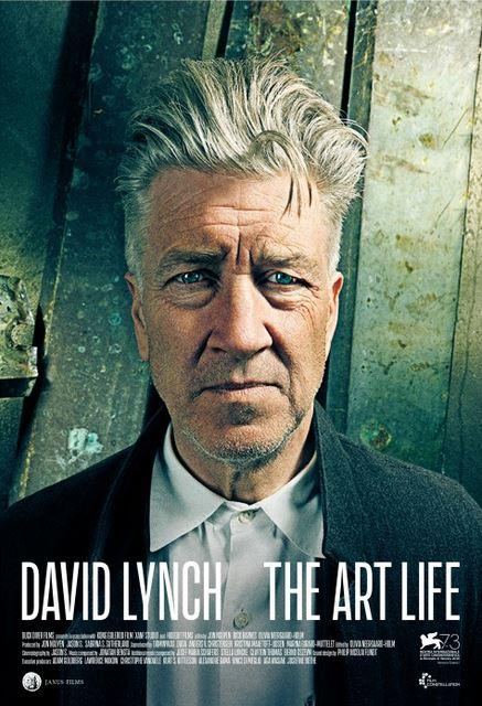 David Lynch. Żyć sztuką (2016) reż. Jon Nguyen